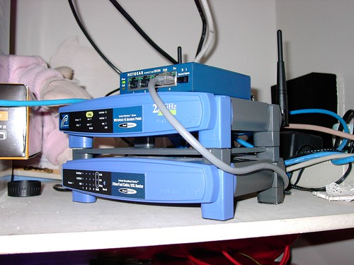 Linksys and Netgear Wireless Setup