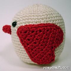 love bird (Roxycraft) Tags: amigurumi softies plush mos crochet handmade