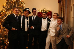 South Charlesboroughshire 2 (Tostie14) Tags: usa dan me ma michael seth dance gangster grant formal tommy snowball fedora mansion olin olincollege formaldance endicotthouse deadham olinsnowball2005