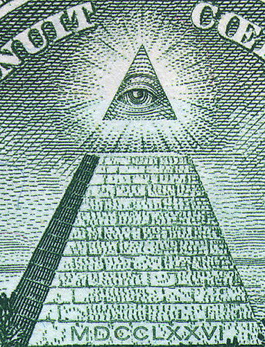 "Tattoo Plans ""All Seeing Eye 2"""