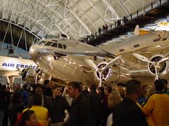 Boeing 247 (rob-the-org) Tags: smithsonian boeing 500 250 247 nasm nationalairspacemuseum udvarhazycenter dullesva uhc stratocruiser boeing247