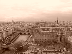 Paris...forever.- (ancama_99(toni)) Tags: street leica old city trip travel bridge light vacation urban house holiday paris france color building tower art monument water rio yellow metal sepia architecture ro photoshop buildings river french geotagged lumix photography lights photo agua iron europa europe cityscape torre tour photos eiffeltower cityscapes catedral frana eiffel photographic structure notredame panasonic toureiffel torreeiffel champdemars palais trocadero coolest francia aigua parijs 2007 pars urbanas 1000views parigi urbanscapes chaillot fz7 dmcfz7 lesiles p1f1 holidaysvacanzeurlaub superbmasterpiece ancama99
