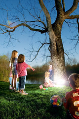 Follow the light (wiseacre photo) Tags: light sky tree beautiful grass mystery kids easter children outdoors bright magic fantasy eggs lovely magical unexpected eastereggs cacontest