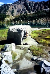 More Alpine Bouldering (Dru!) Tags: summer lake canada climb bc britishcolumbia meadow boulder climbing alpine cube sloan granite bouldering steven climber goldbridge rockclimb talus alpinism rockclimber bridgeriver bralorne stemalot aultlakes mountsloan colluvium boulderer harng hurleyriver alpinebouldering