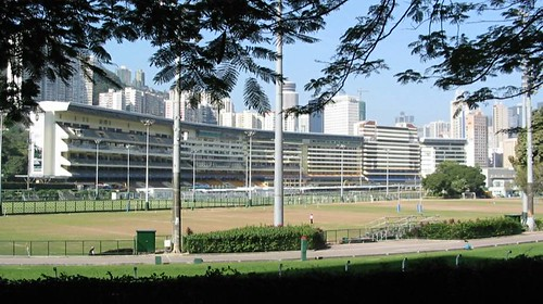 Happy Valley Racetrack, Hong Kong