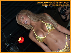 Bikini Contest at Havana Night Club by Mike Beauchamp