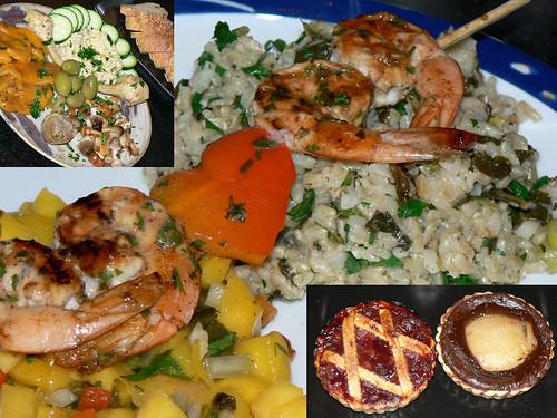 Valentine's Day Dinner 2007