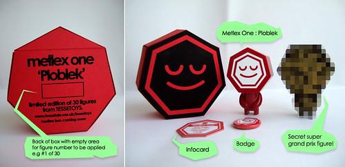 Metlex One: Ploblek. Pre-order package super bonus special!