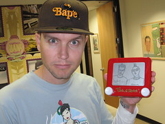Mark Hoppus (etchasketchist) Tags: etchasketch markhoppus plus44