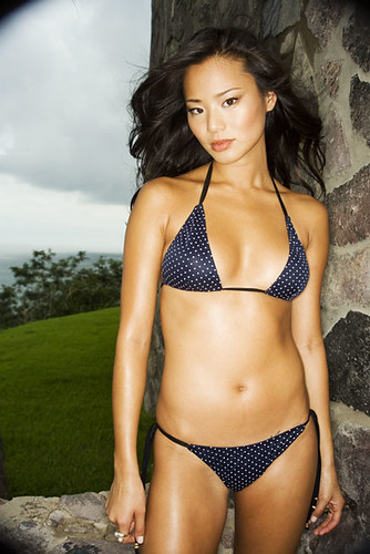 Jamie Chung - Sexy & Single by ripetvflickr.