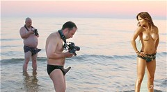 Making off del reportaje de Elsa Pataky ceslava 0