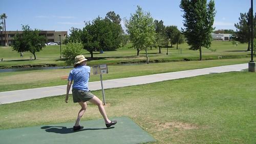 Frisbee Golf 009