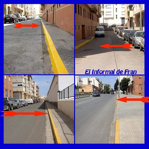collage calles