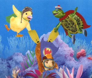 still image from Save the Wonder Pets