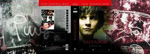 Salvador DVD Edición Coleccionista (funda)