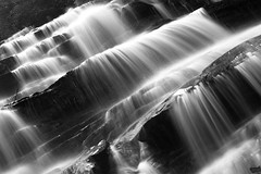 B/W Minnehaha (LyleUGA) Tags: nature water forest georgia waterfall woods north waterfalls collins rabun lyle supershot lyleuga abigfave impressedbeauty