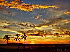 Ormoc Sunset (3) (J u l i u s) Tags: life sunset sky mountain clouds interesting asia southeastasia philippines pinoy leyte ormoc instantfave ormocs iipcphoto