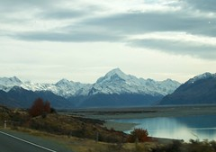 Mount Cook 1 (paulafunnell) Tags: newzealand mountcook
