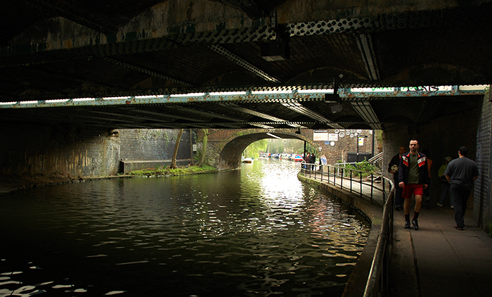 Camden Canal :: Click for previous photo