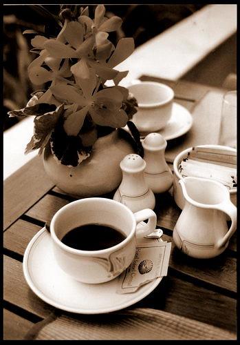 กาแฟและอเมริกันเบรกฟาสต์ (เซ็นทรัลโซฟิเทล หัวหิน)