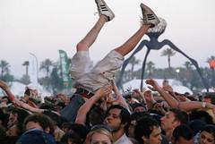 Coachella (Toni Francois) Tags: people festival concert audience crowd coachella coachella2007