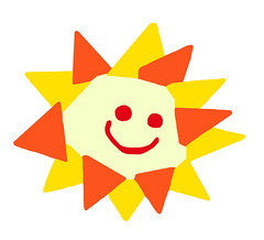 Smiling Sun shirt design
