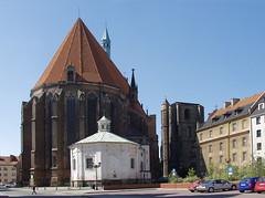 Katedrla v Nyse (zwire) Tags: polsko nysa