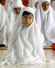 Moslim meisje