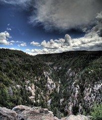 West Oak Creek (JoelDeluxe) Tags: arizona autostitch sedona az redrock joeldeluxe hdr oakcreek