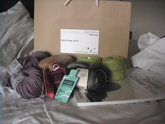 Knitting Arts Haul