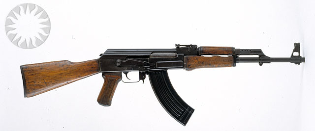 AK-47 Automatic Rifle