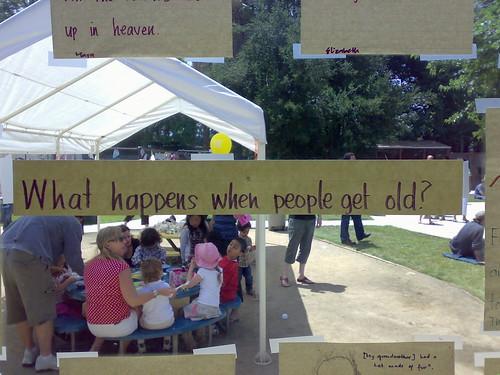 人們是怎麼變老的