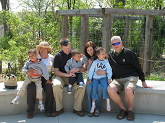 zoo with grammy and gramps