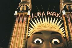 Luna Park (Pagoo!) Tags: neon au sydney lunapark lunaparksydney