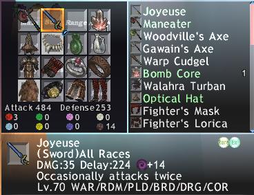 JoyToy... and my WS set (yeah, I forgot to swap back)