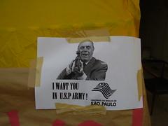 I want you !!! Sadam não morreu !!! - by liquidslave