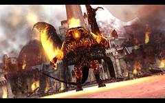 Balrog in MinasTirith
