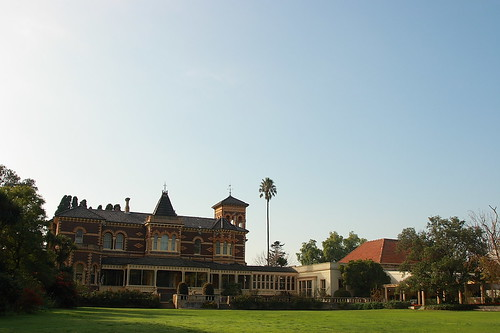 Rippon Lea Estate Mansion