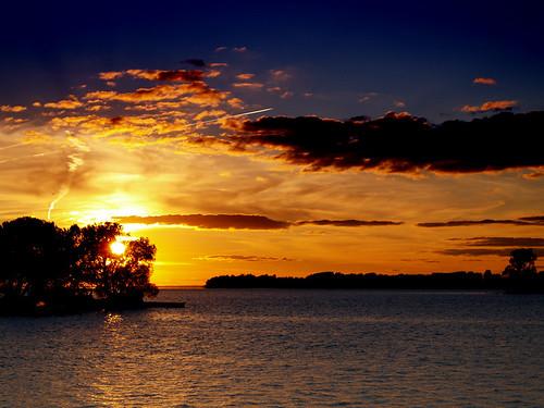 Wolfe Island Sunset
