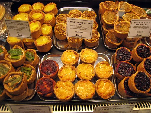 Little individual meat pies.  Love, want.