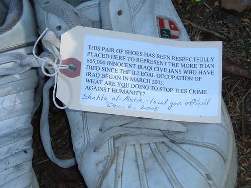 Bruce middot; Grandmothers For Peace War Victim Memorial