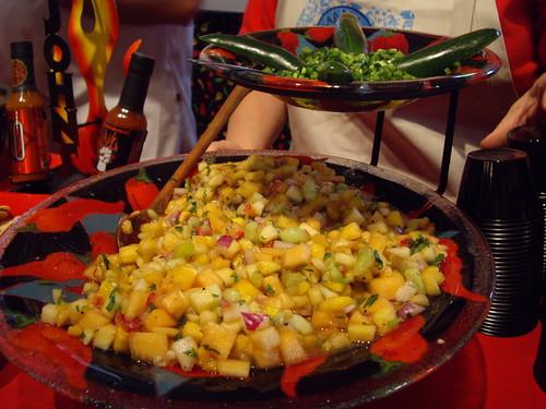 CaJohn's Fruit Salsa