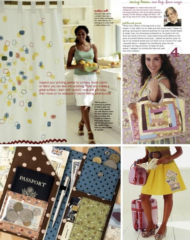 Adorn magazine: Summer 07