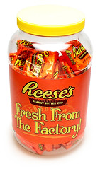 Fresh from the Factory Reese's