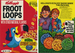 Froot Loops cereal box