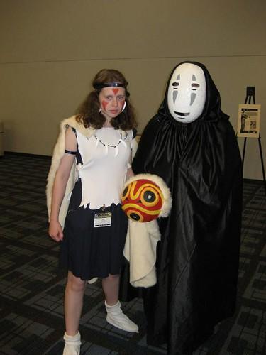 mononoke cosplay