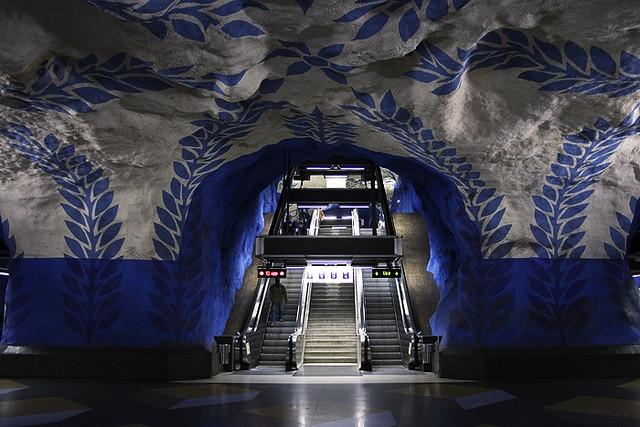 tunnelbana 1