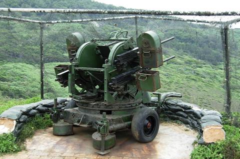 Anti-aircraft Gun Modern Anti-aircraft Guns.jpg