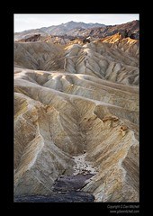Morning, Zabriskie Point - Death Valley National Park (G Dan Mitchell) Tags: california morning sunrise dawn nationalpark deathvalley zabriskiepoint travelphotography landscapephotography colorphotograph induro desertusacalifornia gdanmitchell