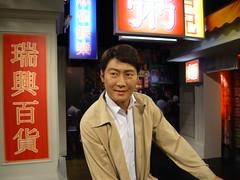 Leon Lai(マダムタッソー蝋人形館 in HK)
